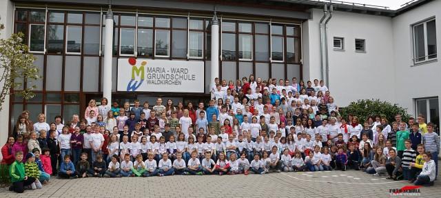 Unsere Schulfamilie 2014/2015